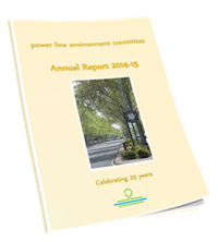 PLEC Annual Report 2014-15 image
