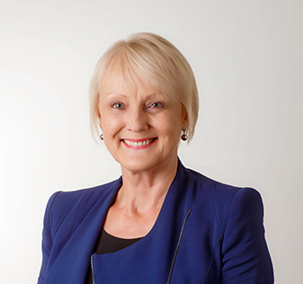 June Roache - Commissioner image